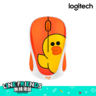 Logitech x LINE FRIENDS 無線滑鼠 M235 SALLY