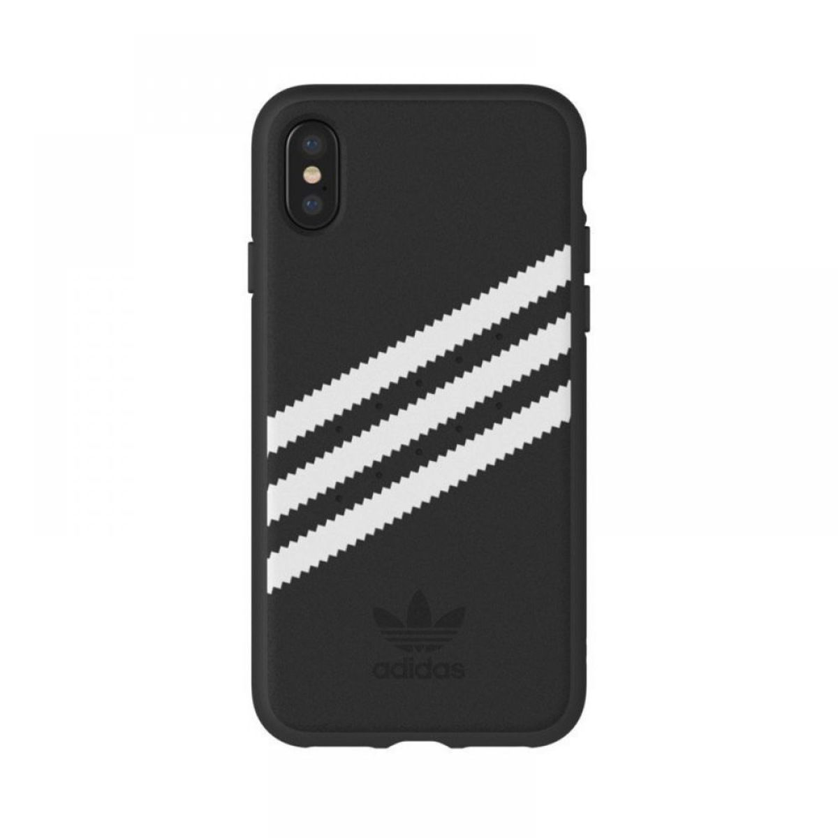 adidas Originals Moulded Case 硬殼貼皮防撞殻 Black