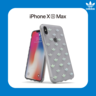 adidas Originals Clear Snap Case ENTRY for iPhone Xs Max Multi-Color