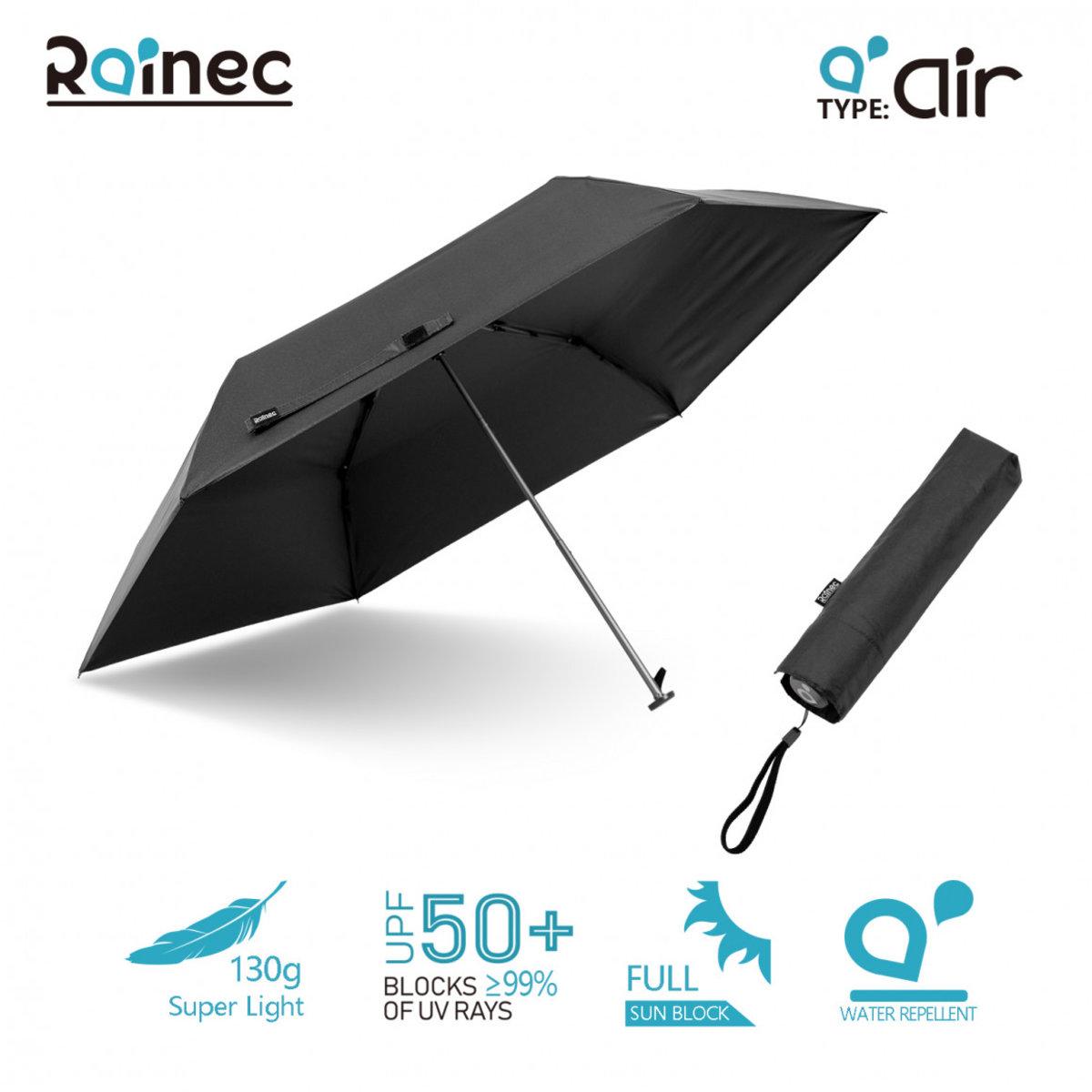 AIR UV Metro Umbrella 94mm 130g Black