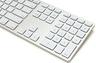 RGB 背光鋁合金鍵盤配備數字鍵 (Mac & Win)