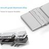 IC-BK03 Ultra Slim Bluetooth Foldable Keyboard US Layout