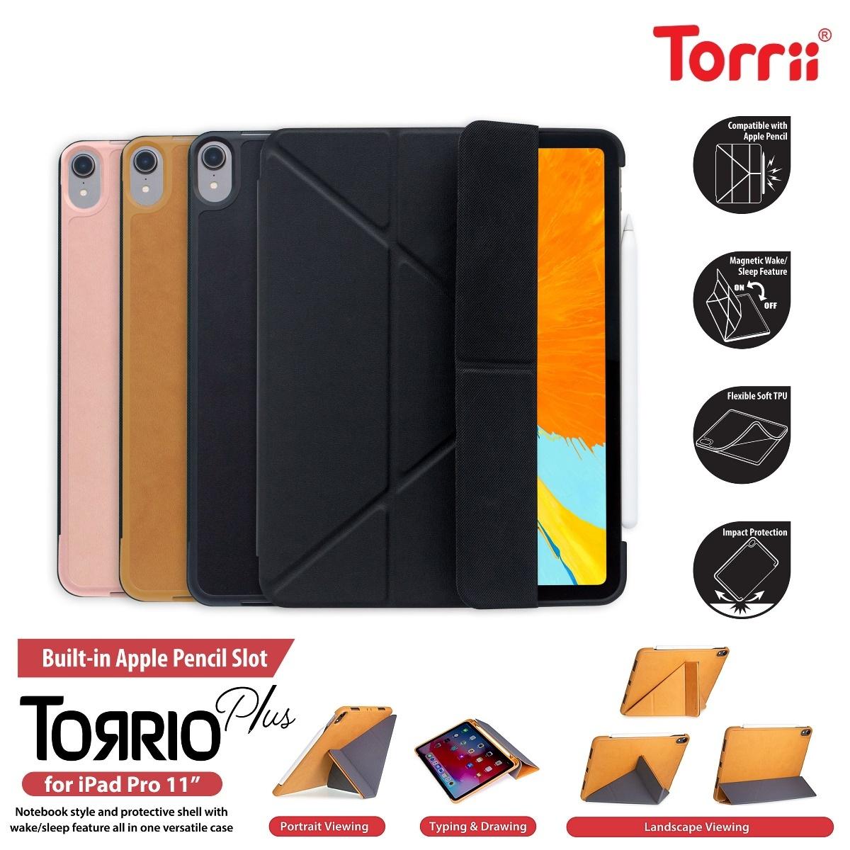 """TORRIO Plus 多角度保護套 iPad Pro 11"""""""