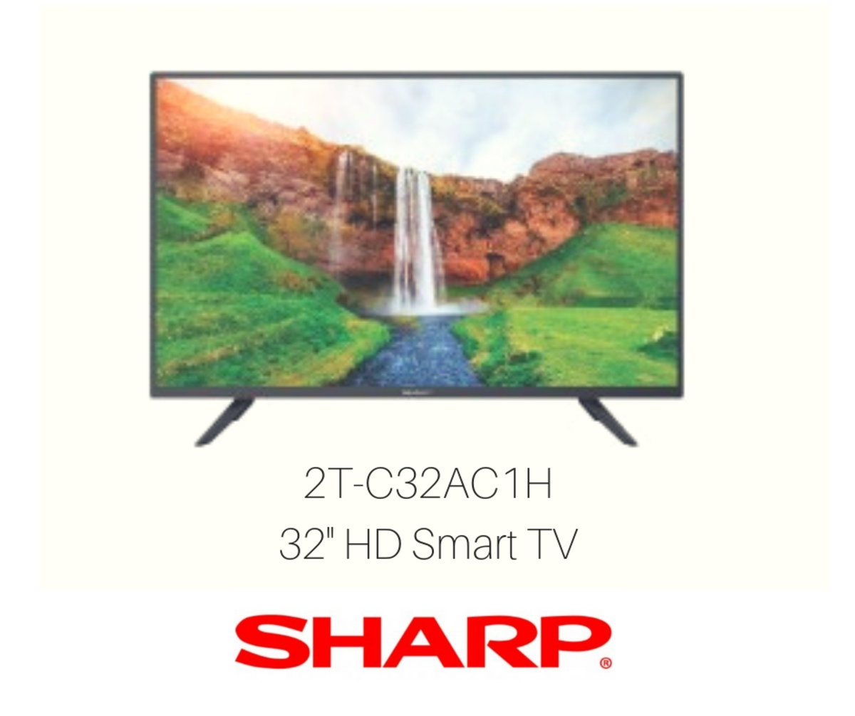 """2T-C32AC1H   32"""" HD Smart TV"""
