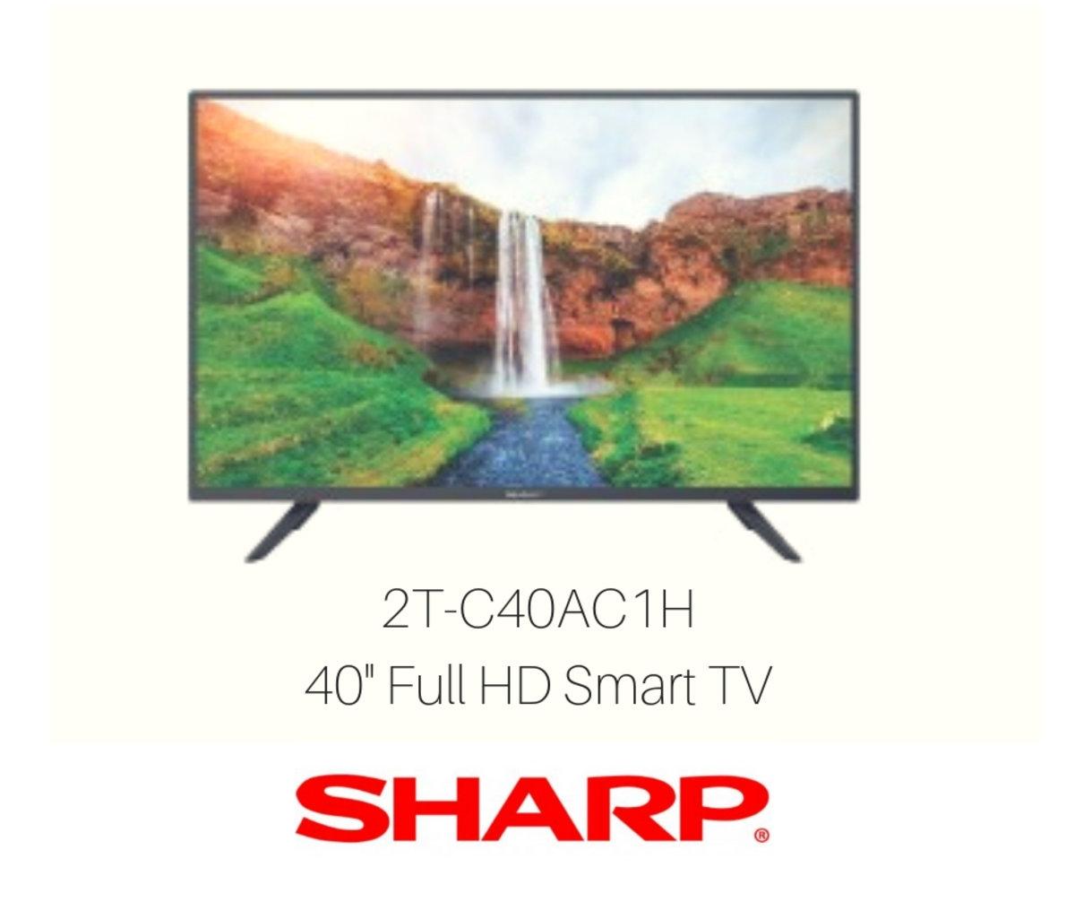 2T-C40AC1H  40吋全高清Smart TV (原裝行貨)