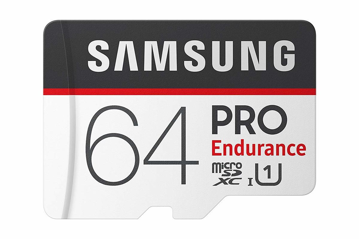 64GB PRO Endurance MicroSDXC