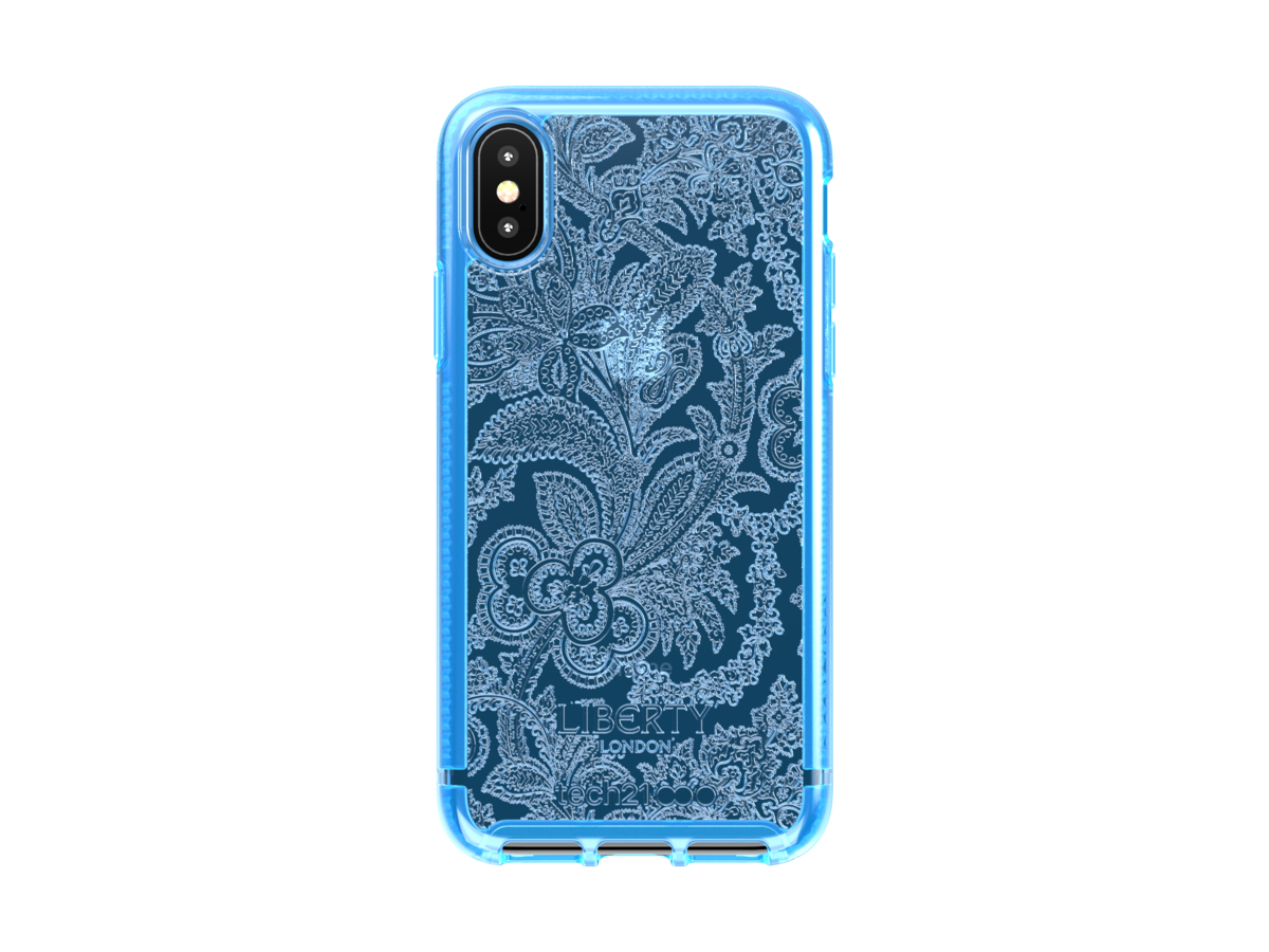 Pure Liberty for iPhone X / Xs - Grosvenor Blue