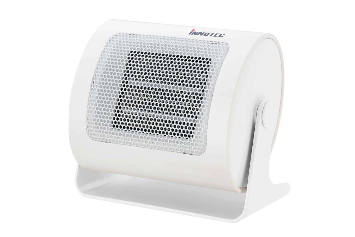 iNNOTEC Mini Ceramic Heater (White) - IH-3638-WH (HK Version)