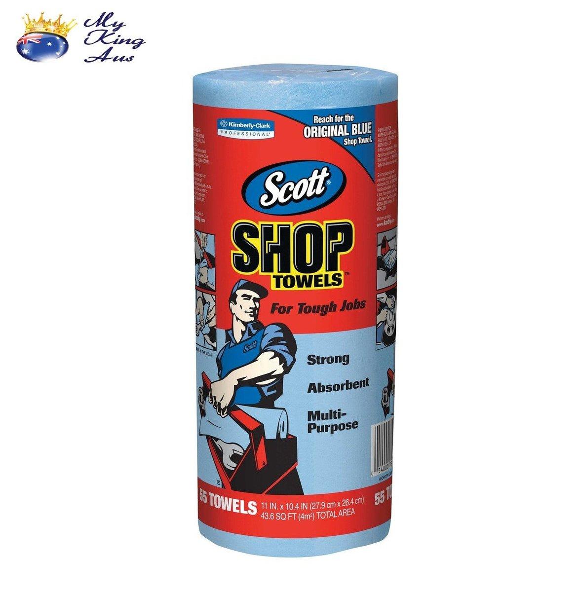 Shop Towels  - 55Toallas (054000751301)