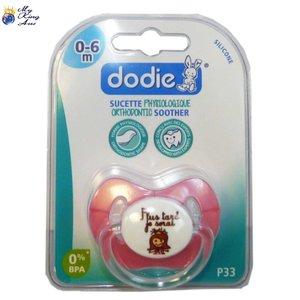 Dodie 安撫奶嘴 (0-6個月) [平行進口]