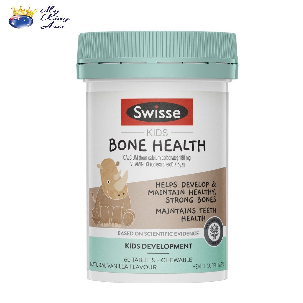 Kids Bone Health 60's