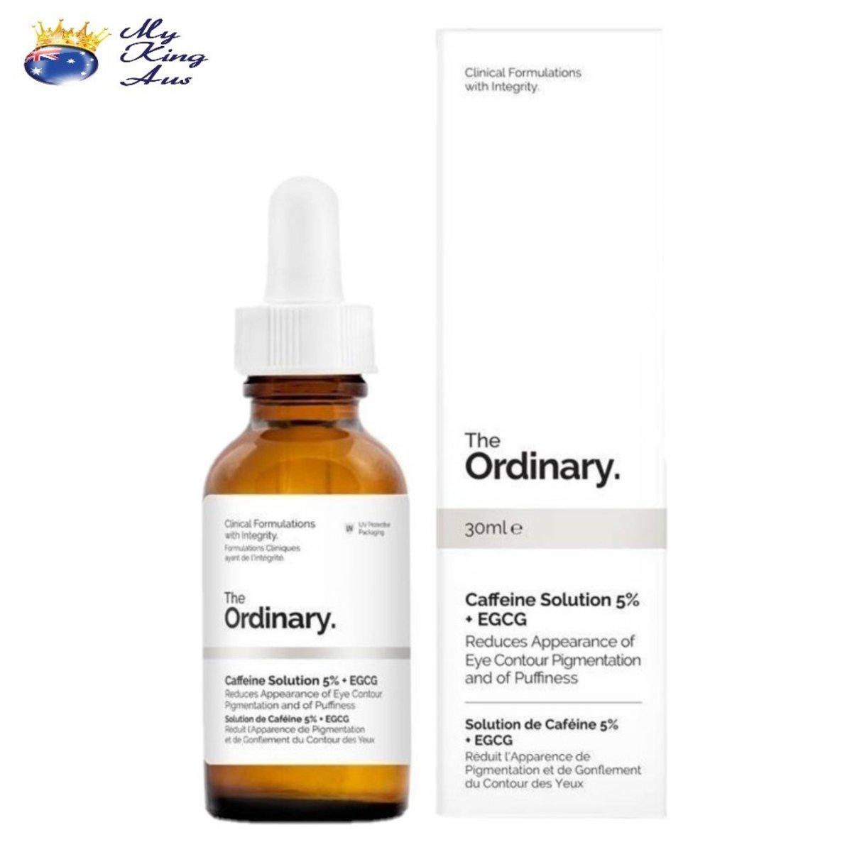 Caffeine Solution 5% + EGCG Eye Serum 30ml [Parallel Import]