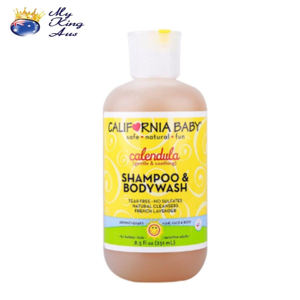 Calendula Shampoo & Body Wash 251ml