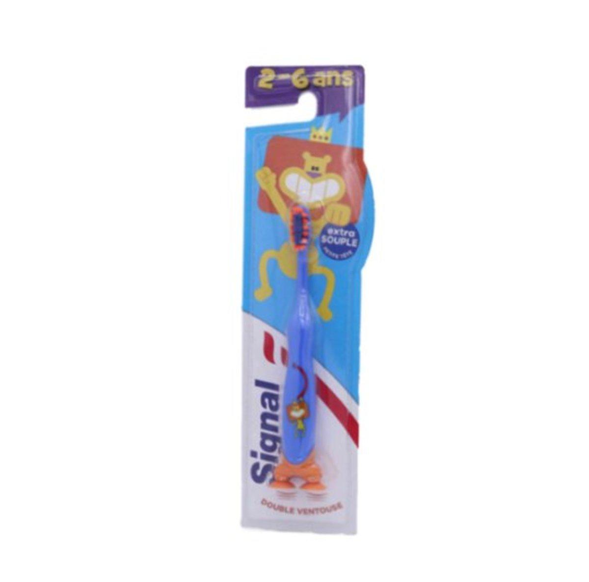 潔諾卡通童牙刷2-6歲 隨機一款