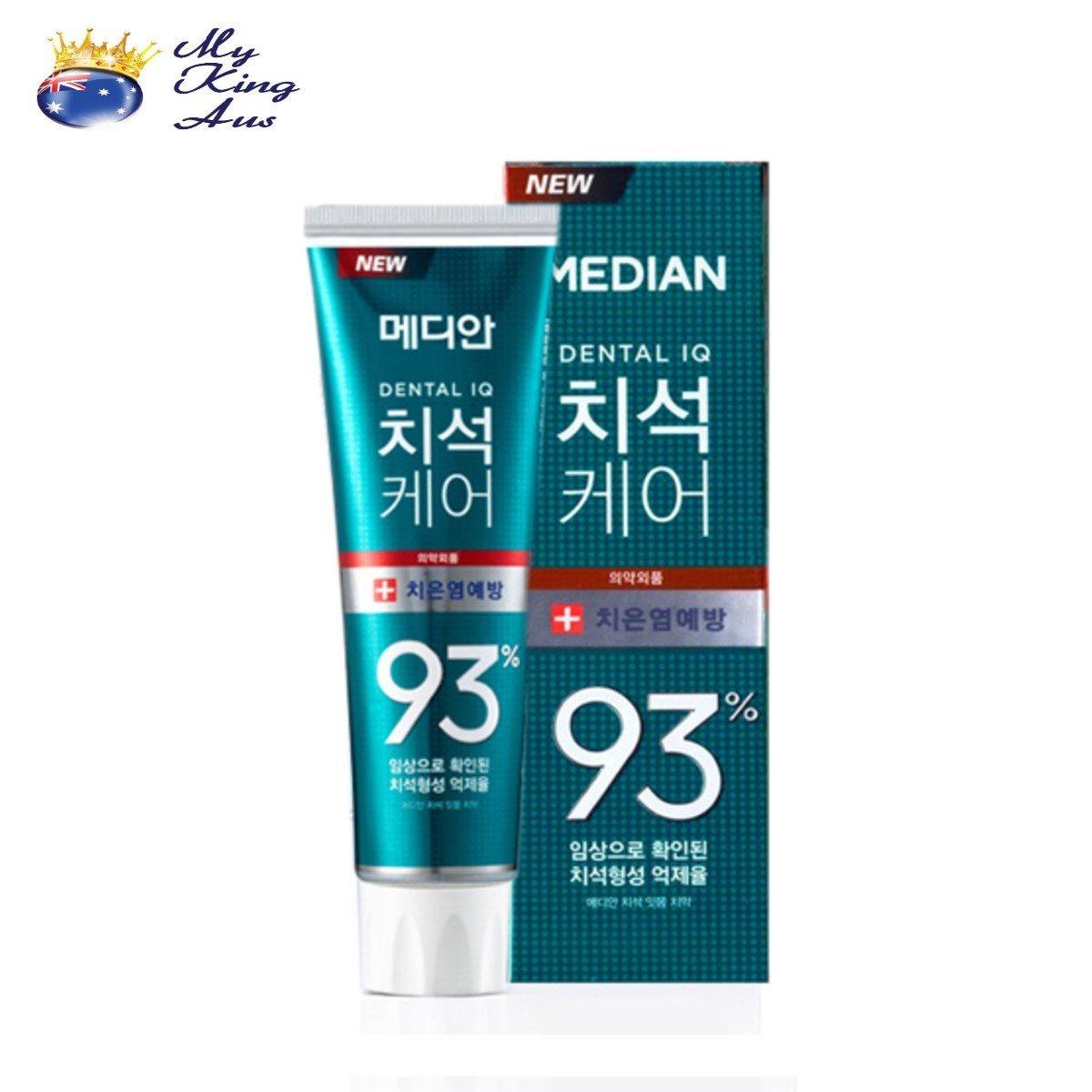 Dental IQ toothpaste 93% (Green) 120g
