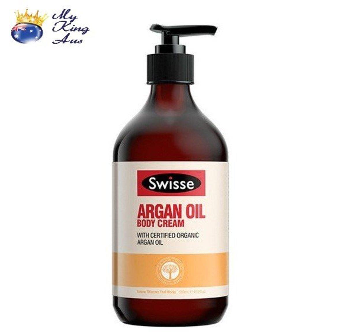 Argan Oil Body Cream 500ml