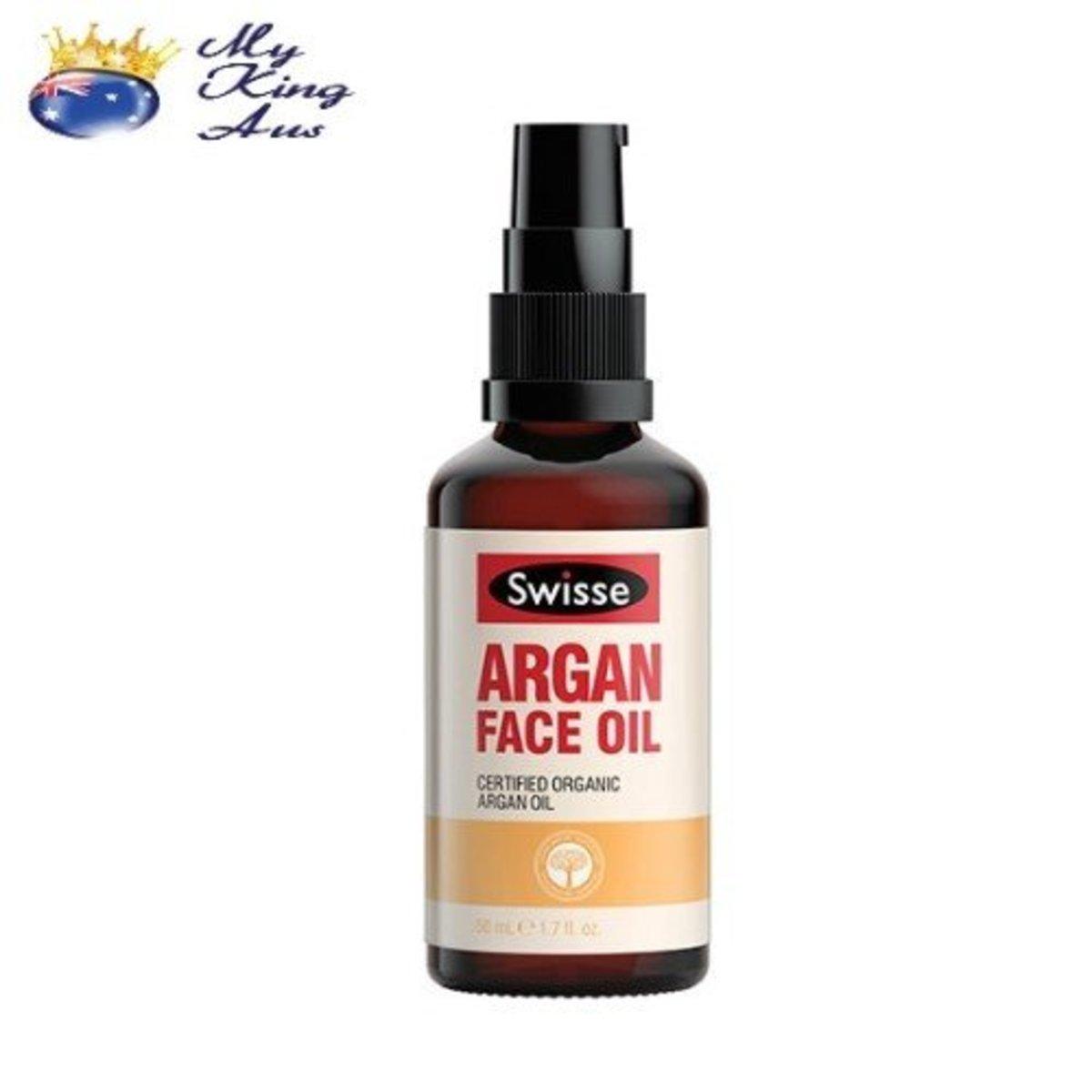 Certified Organic Argan Face Oil 50mL