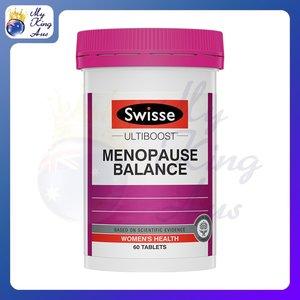 Swisse 女性更年期平衡營養素 60片 [平行進口] (此日期前最佳: 12/2022)