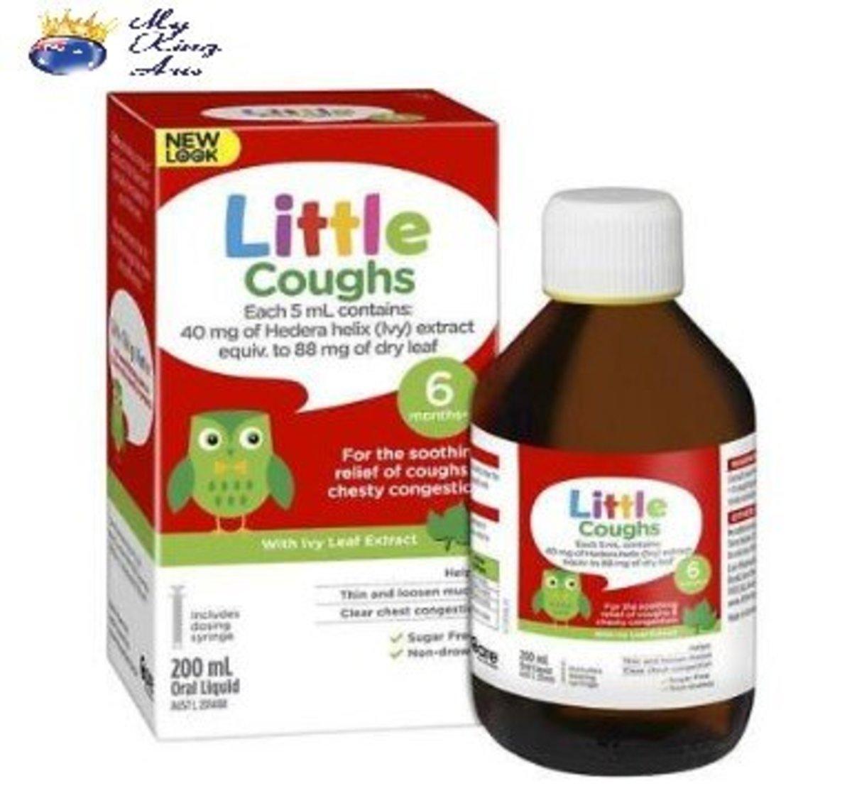 Little Coughs - 200ml (Parallel Import)