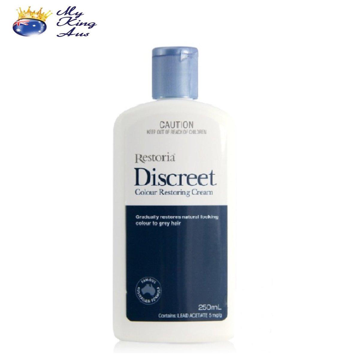 Discreet 黑髮還原霜 250ml