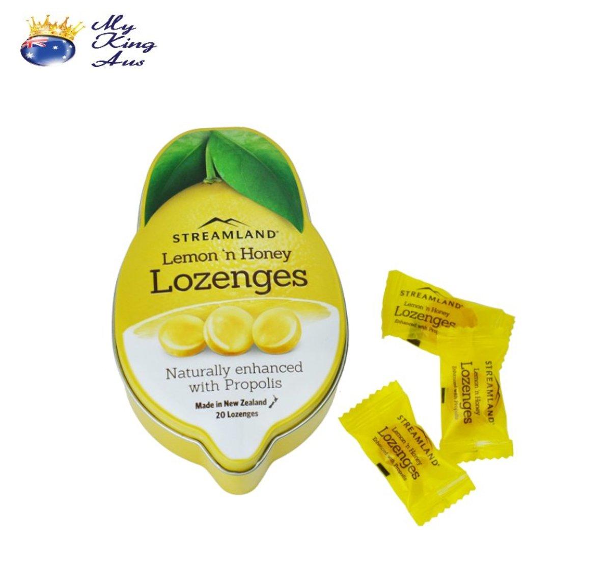 Lemon'n Honey Lozenges 20s Exp. Date: 05/12/2020