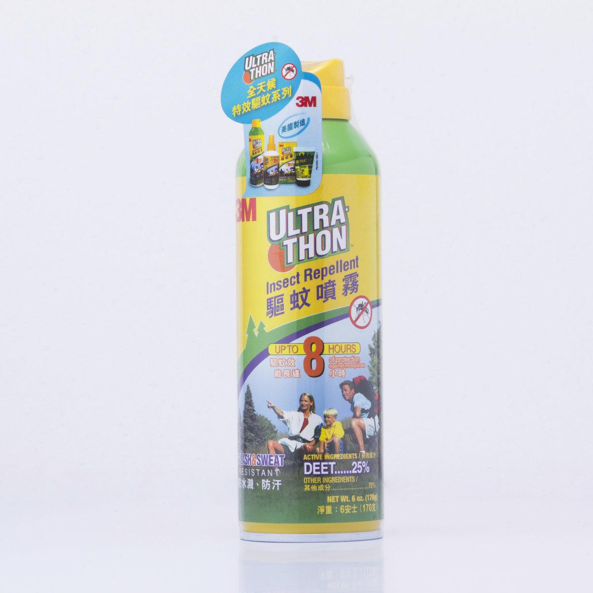Ultrathon Insect Repellent Aerosol 170g(8hrs)