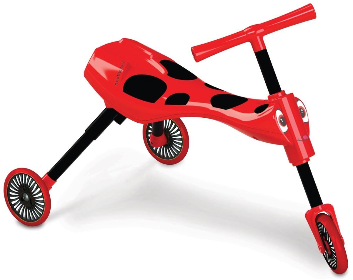 昆蟲系列三輪車(紅色)