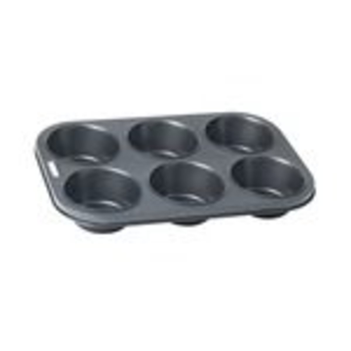 Easybake Muffin Pan Texas 6 Cup