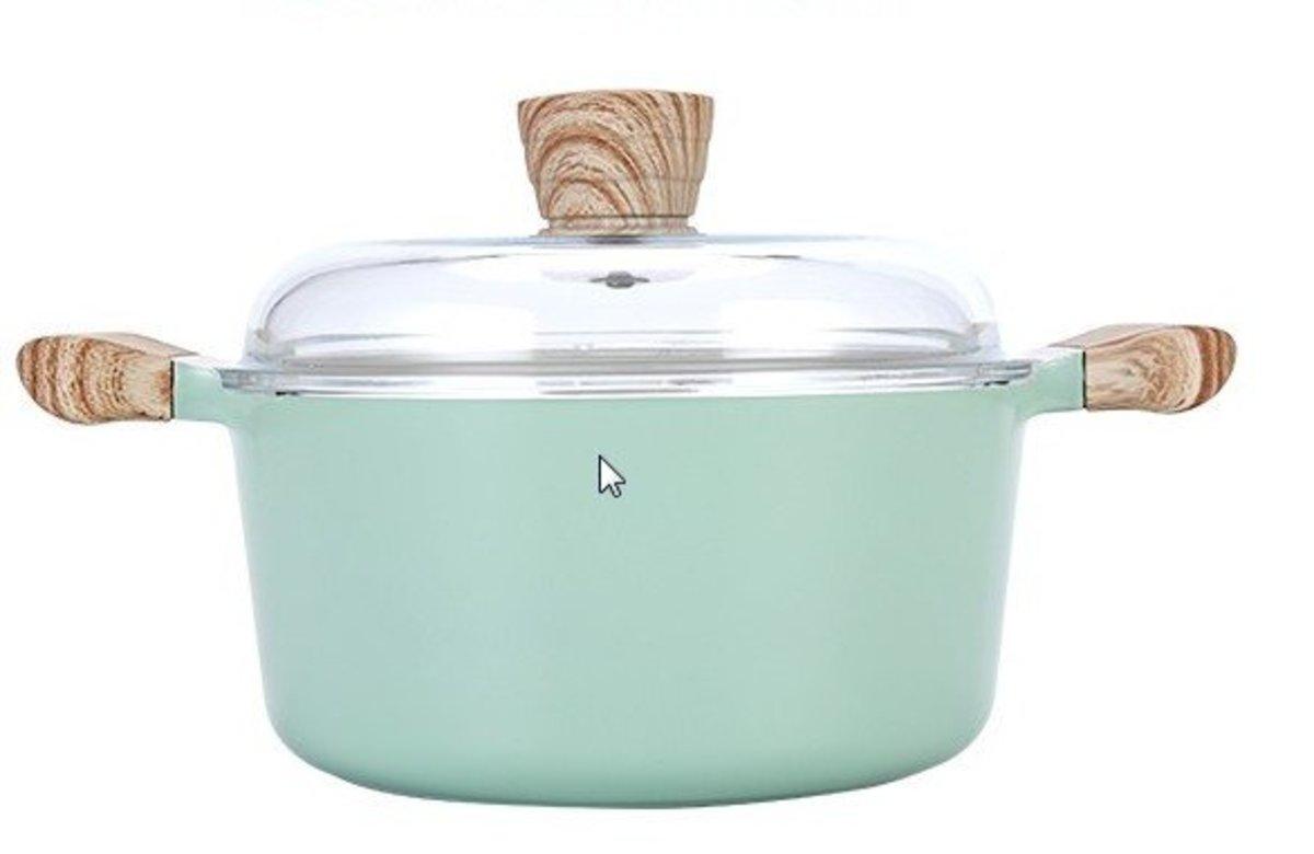 MINT 24厘米雙耳易潔深湯鍋