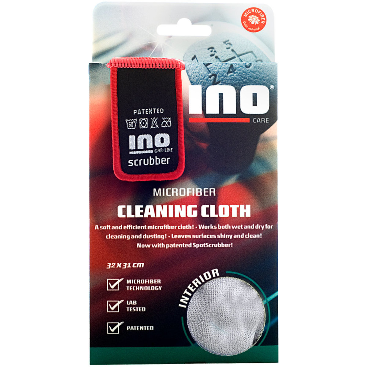 Cleaning Cloth Interior