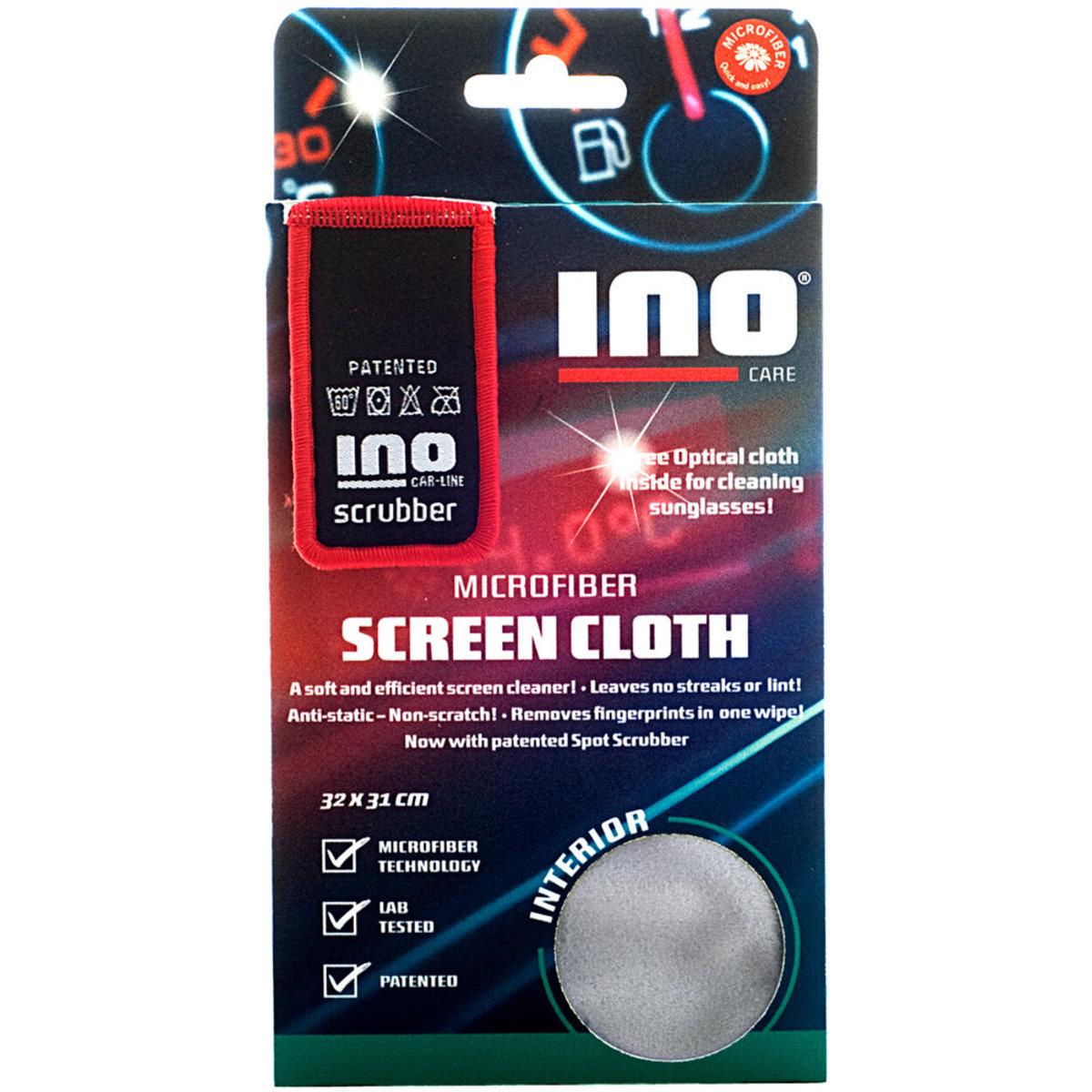 Screencloth Interior w/Optical Cloth