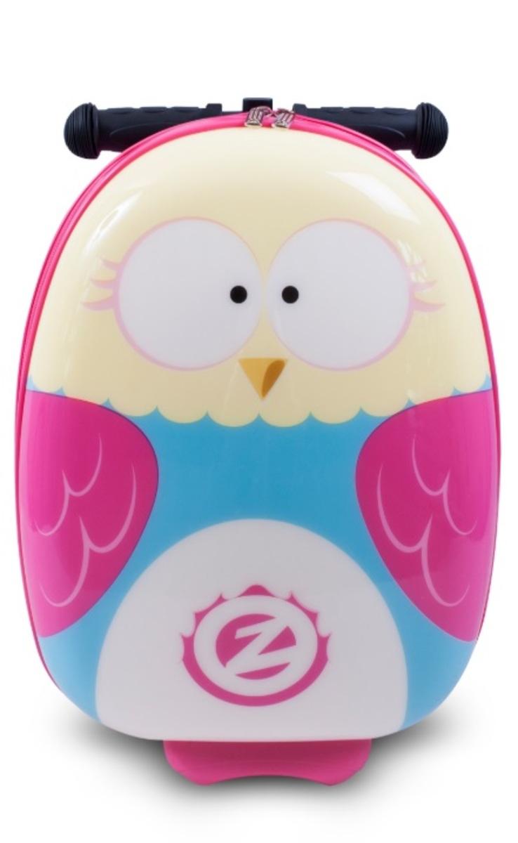 """18"""" Zinc Flyte Owl"""