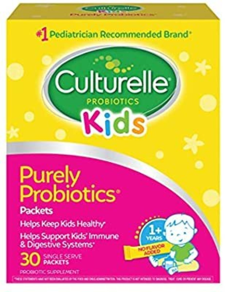 Kids Packets Daily Probiotic Formula - 30packets [Parallel Import]
