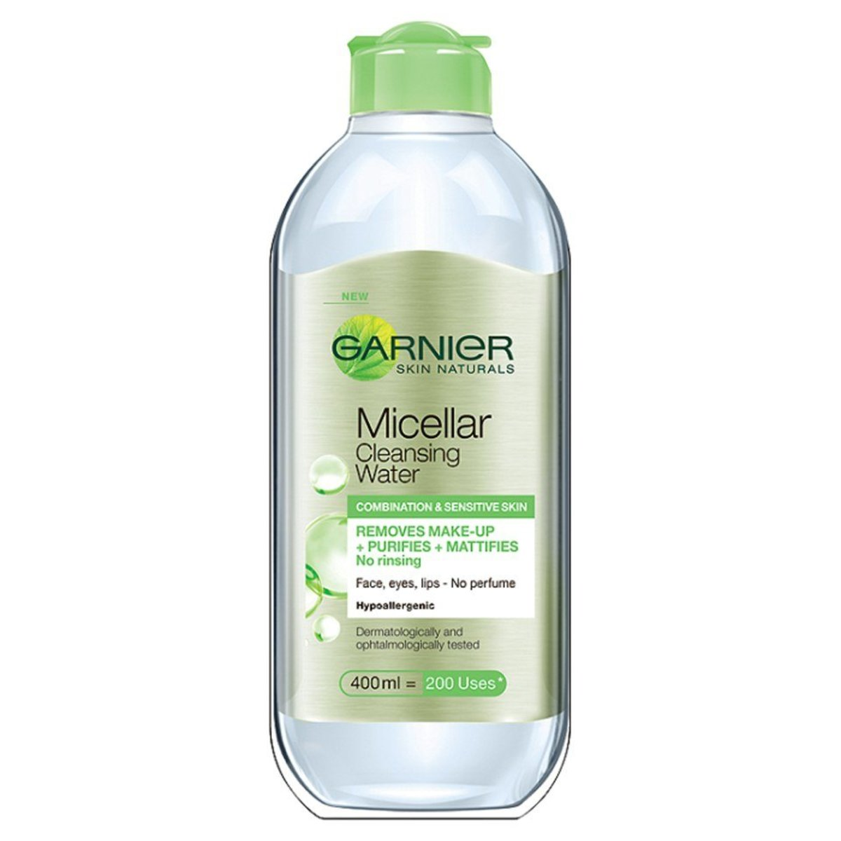 卸妝水 400ml (適合混合性和敏感肌膚) (3600541594852)