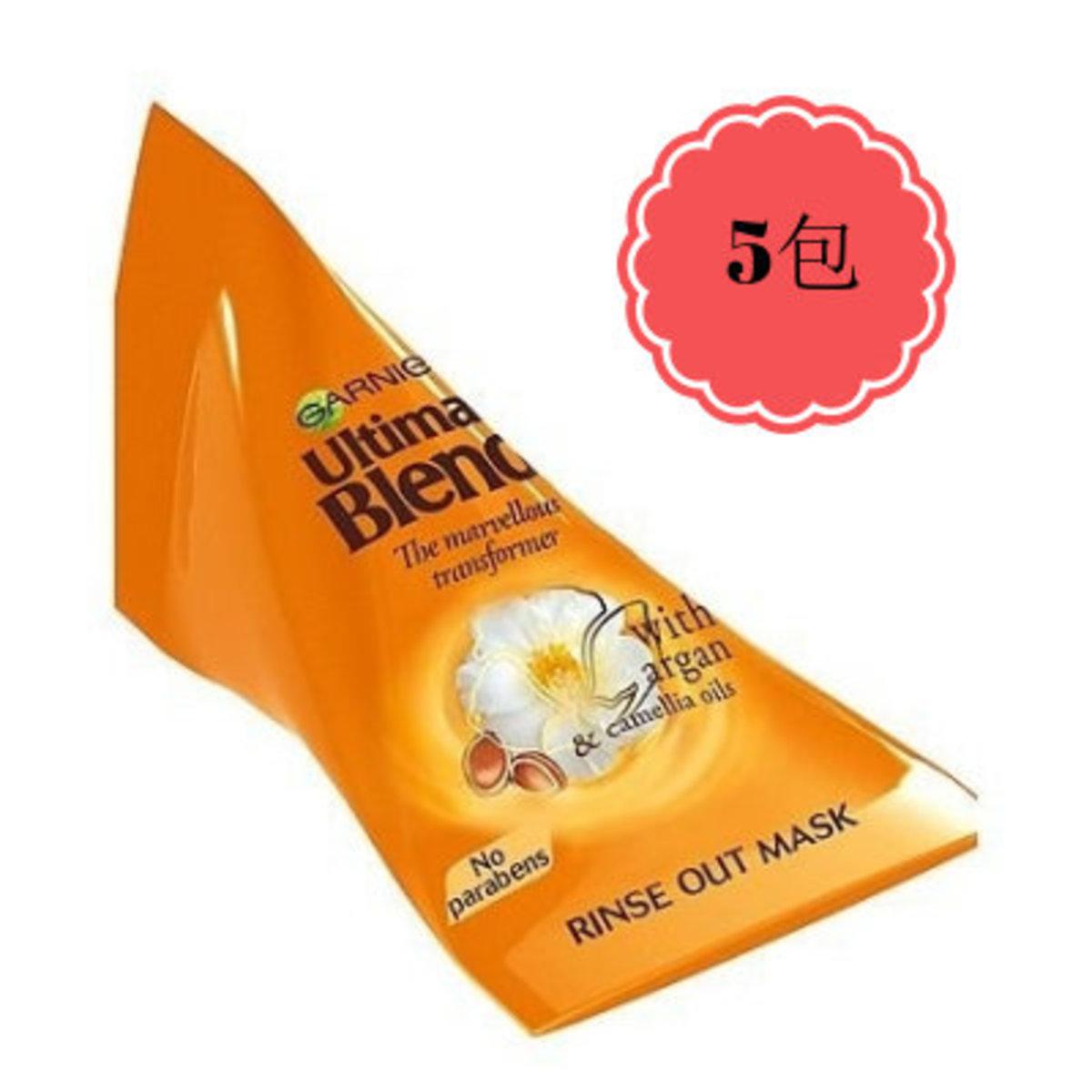 堅果頭髮護理霜 20ml x 5包 (3600541978508)