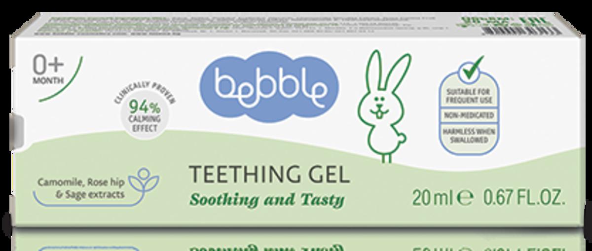 Bebble Teething Gel 20ml