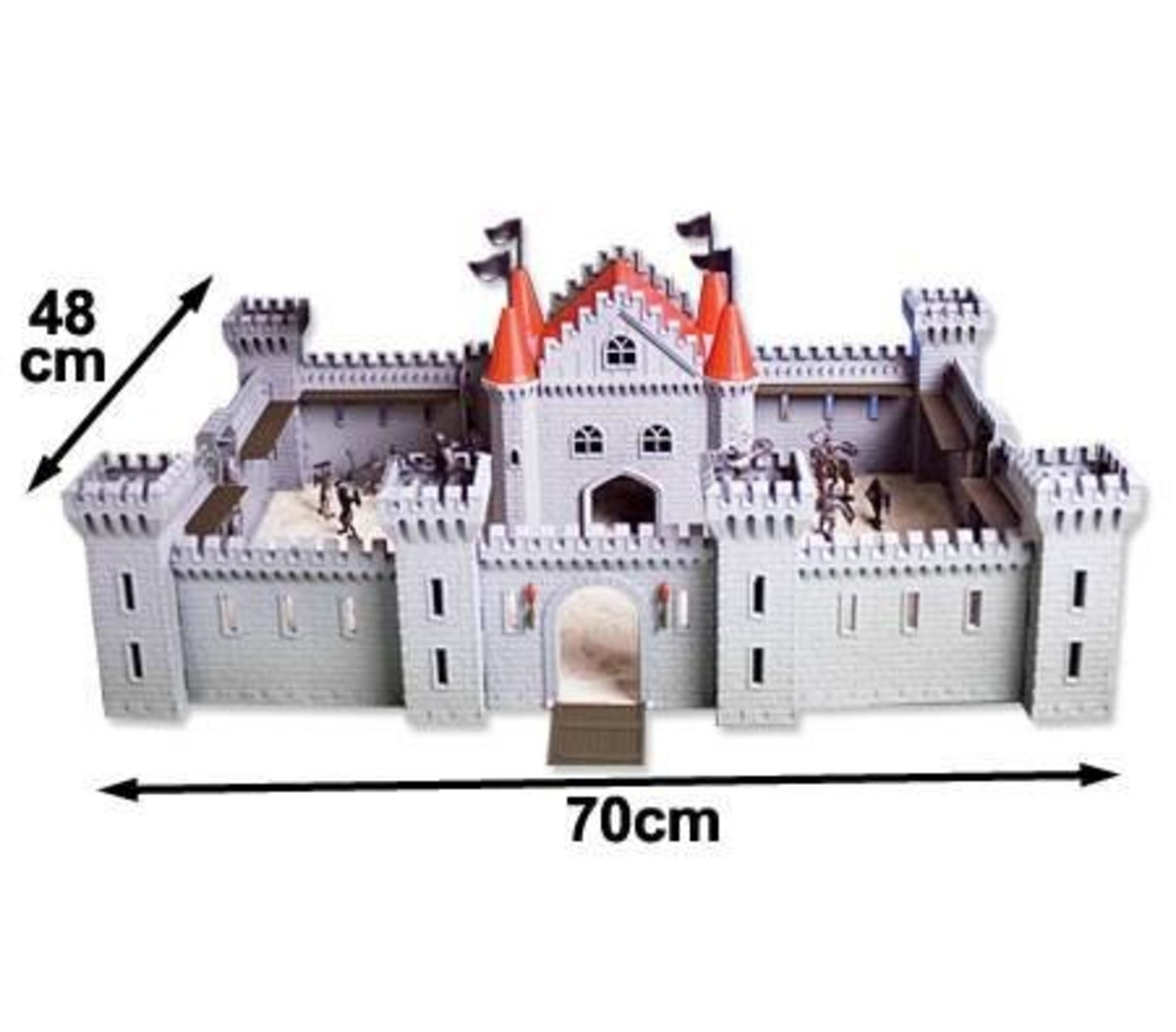 城堡玩具套裝