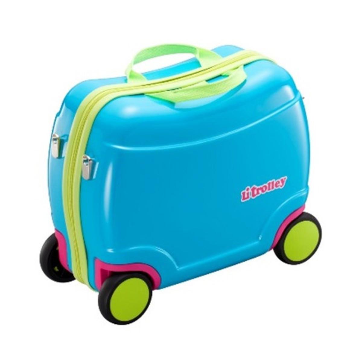 Multifunction kids luggage, Blue