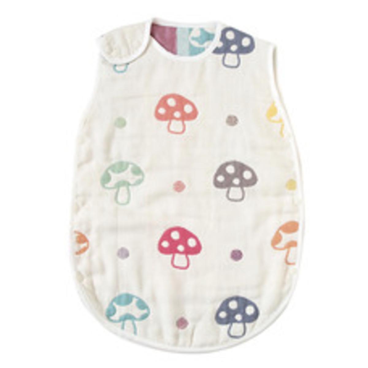 Made in Japan 6 Layers Yarn Baby Sleeping Vest ( 0-3 yrs )  4534688072258