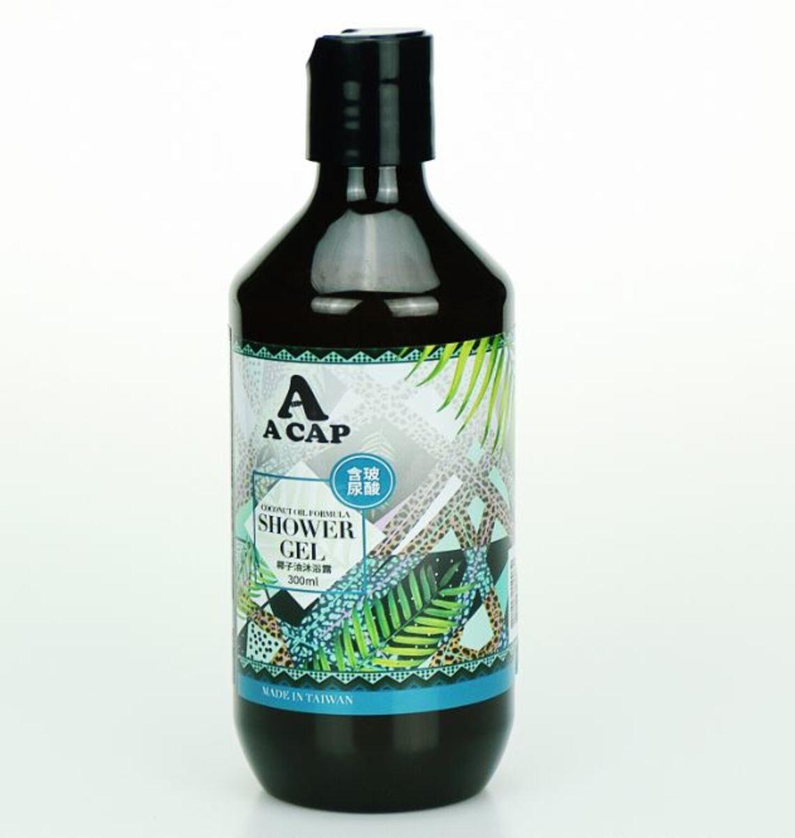 椰子油沐浴露 (含玻尿酸) 300ml 4711828150032