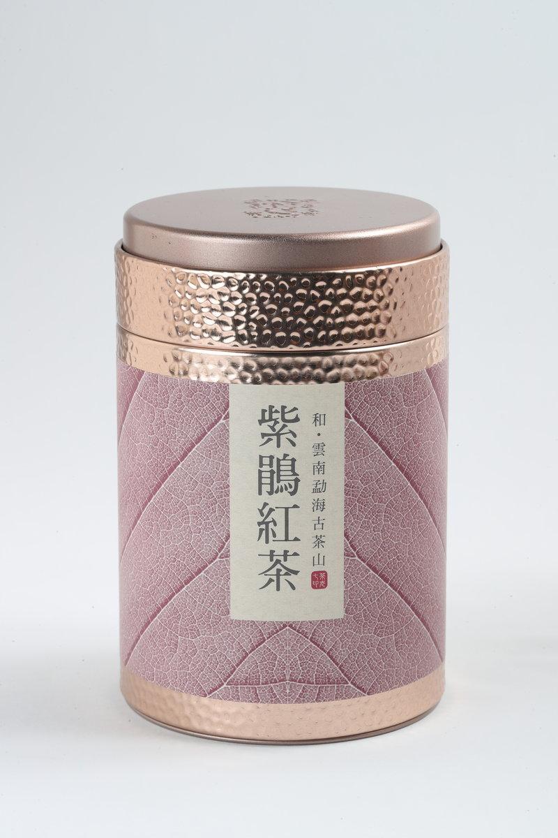 紫鵑紅茶茶葉套裝 (80g 茶葉x 1罐)