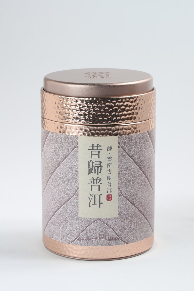 Xi Gui Yun Nan Gu Xie Puer Tea Set (80g Tea Leaves x  1 cans)