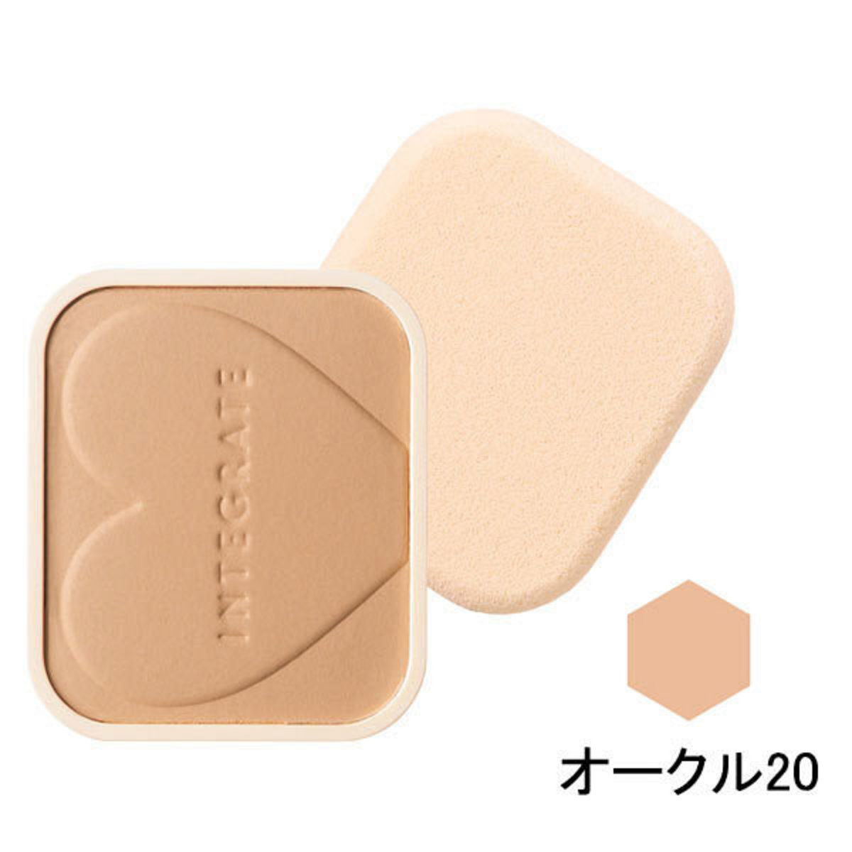 Integrate Gracy Pro Finish Foundation (SPF 16/PA++) 10g OC-20 Natural Color (4901872055500)