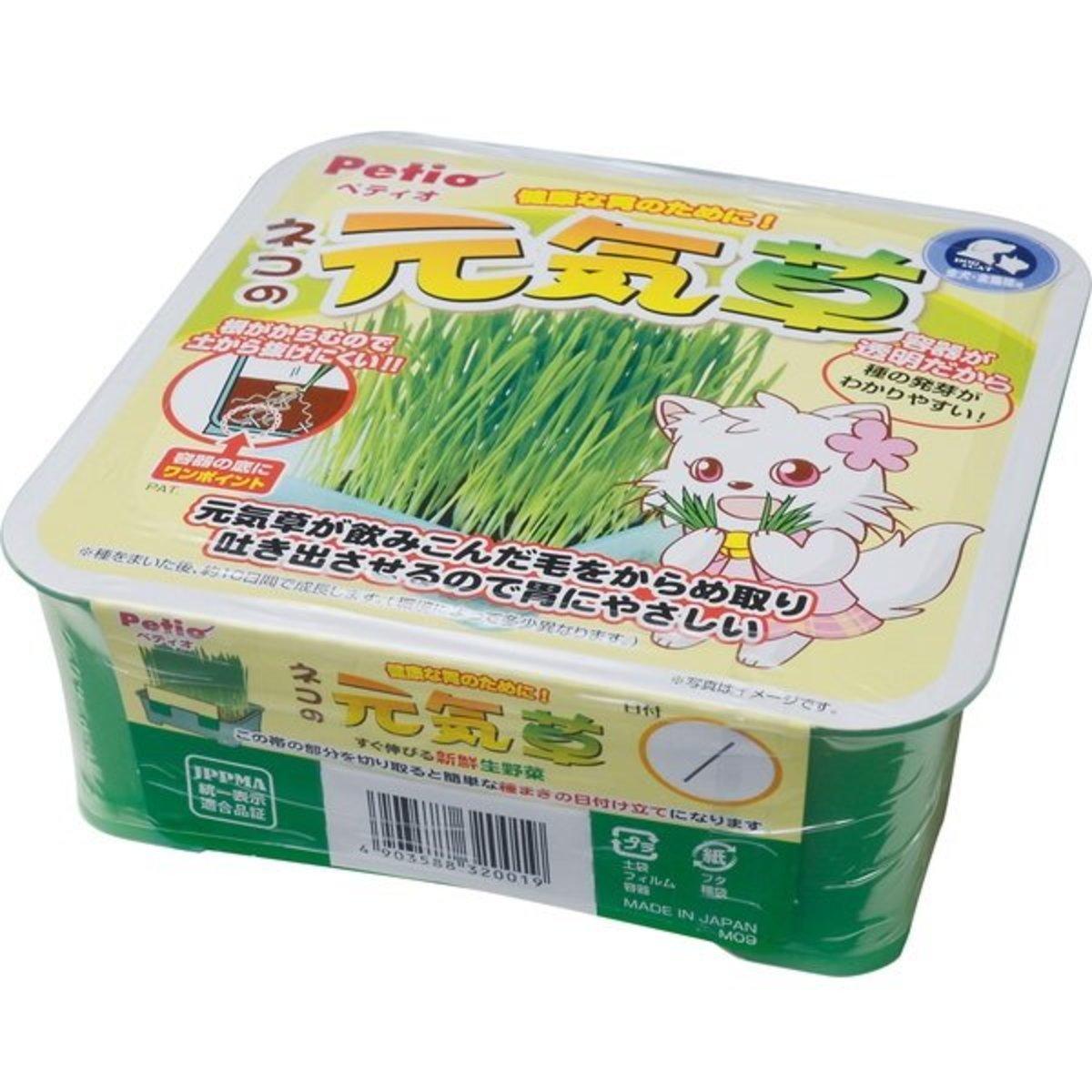 Japan Healthy Cat Grass