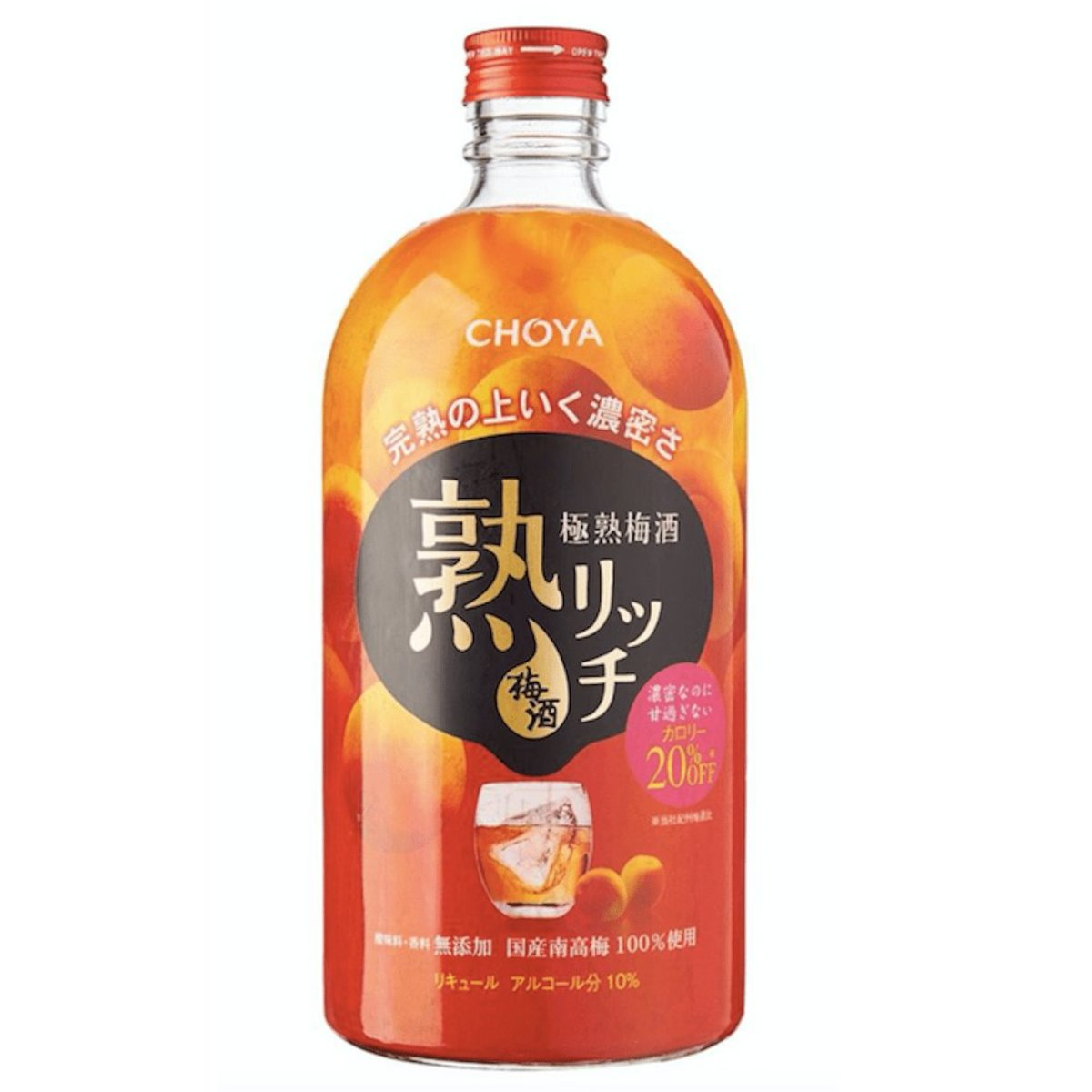 100% 完熟梅酒 720ml (4905846119878)