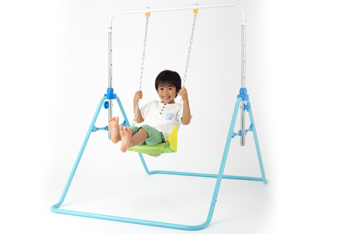 Indoor Folding Chiaki Swing