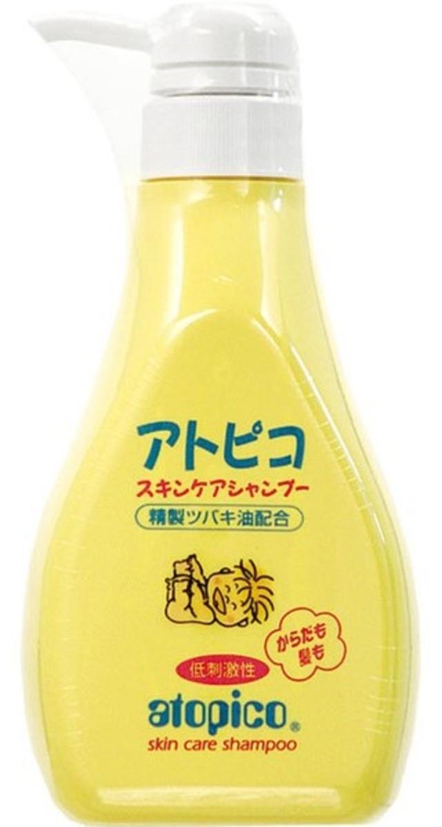 茶花油洗髮沐浴露 400ml