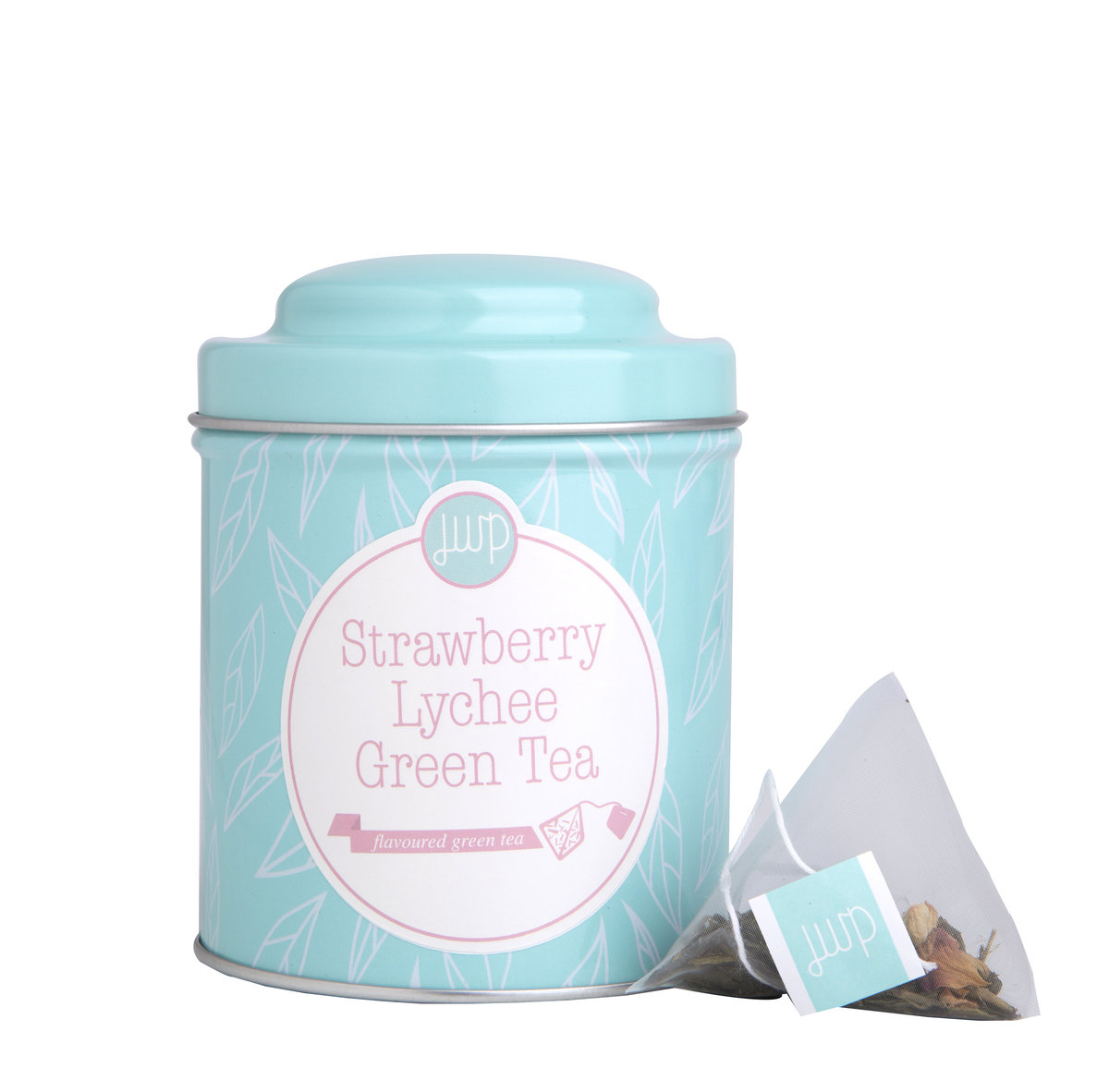 Strawberry Lychee Green Tea (10 teabags x 1 tin)