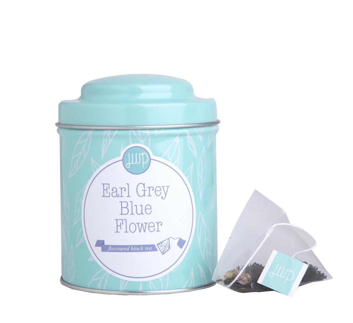藍花皇家伯爵紅茶 (10茶包 x 1罐)