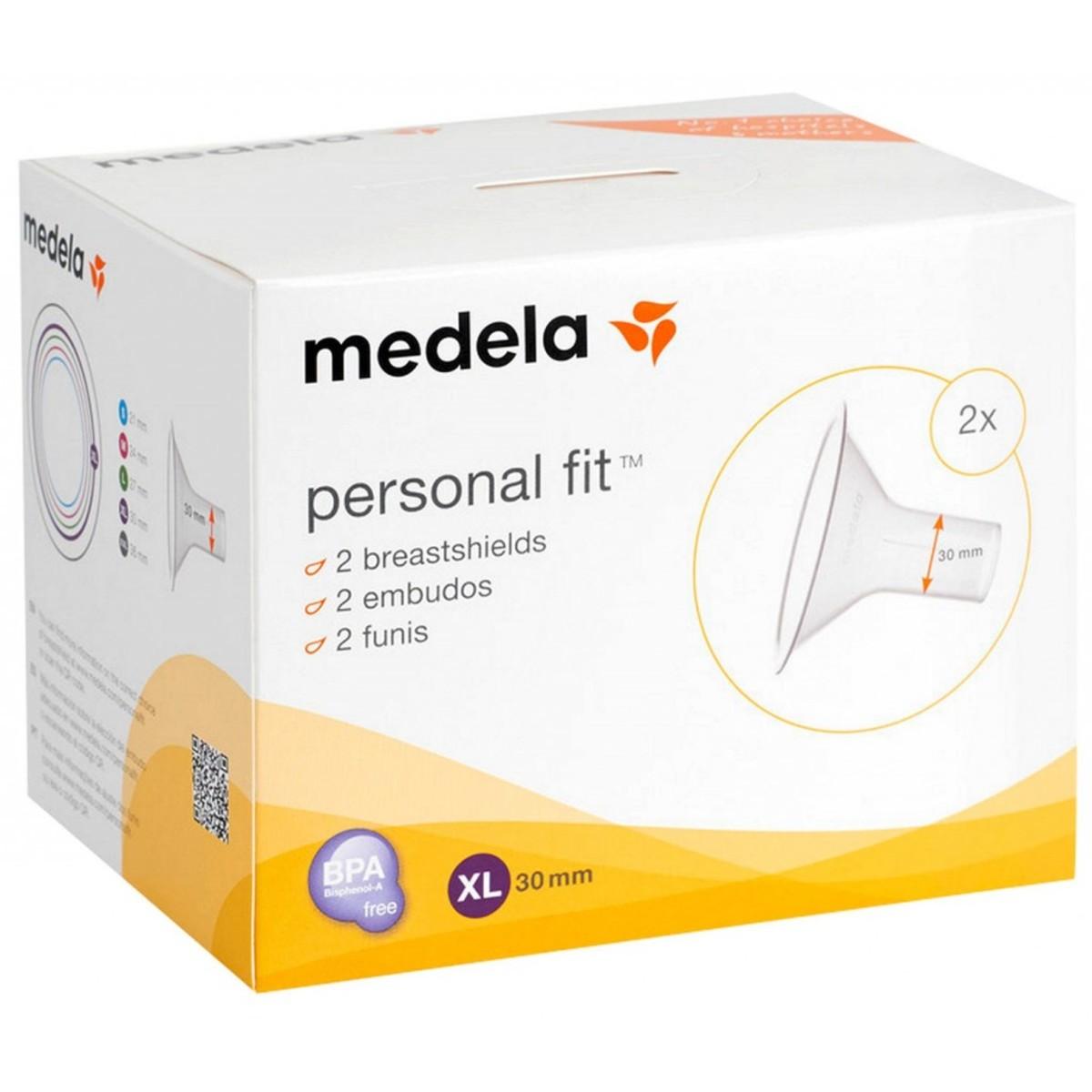 Medela Personal fit (XL size) 2pcs, 30mm